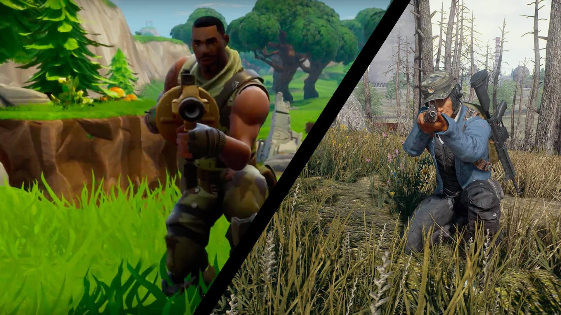 Pubg Hd Graphics Images: PUBG Vs Fortnite: Who Wins? - Here's What We Think