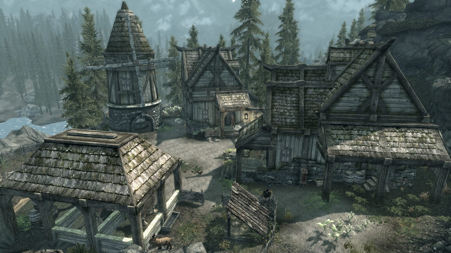 10 Most Impressive Skyrim Mods You Can Download | Gamebyte
