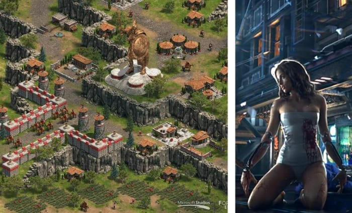 Gaming News Flash - Fable 4, Age Of Empires and Theme Hospital