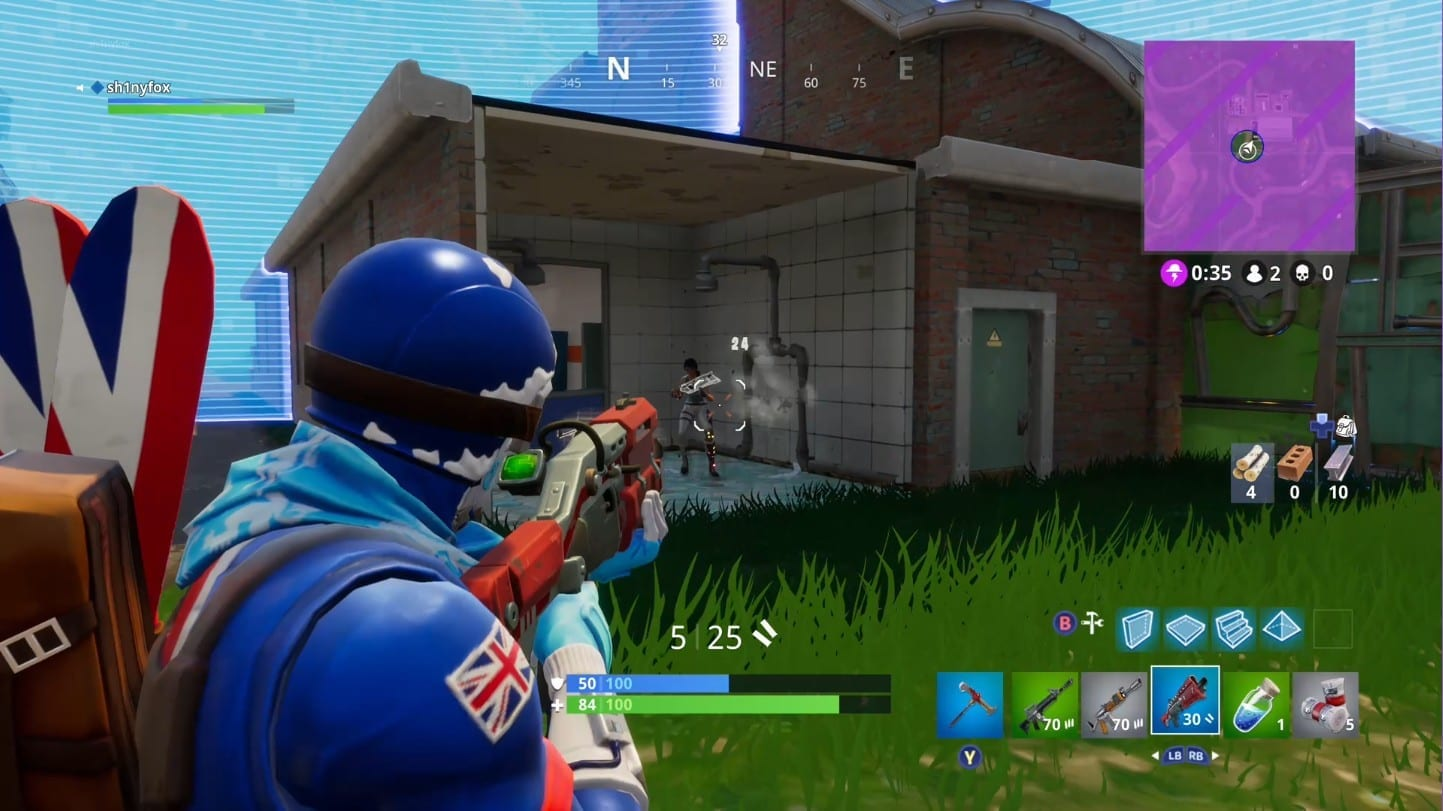 CEO of Fortnite Claims That PS4 to Xbox One Cross-Play Is ...