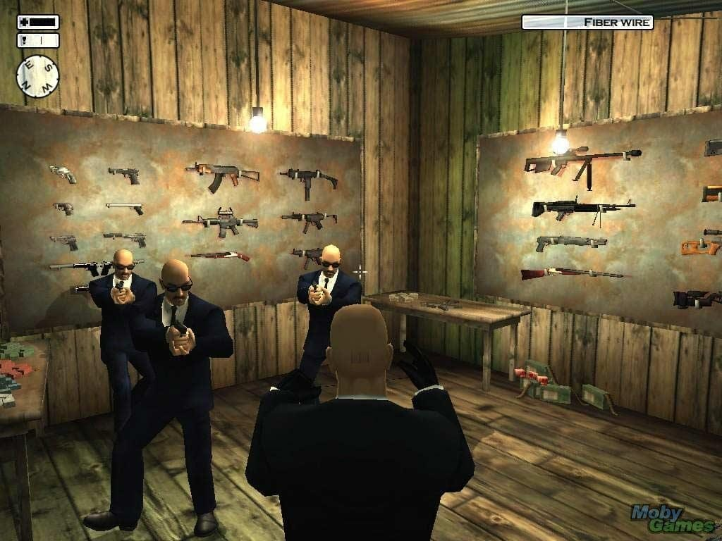 hitman 2 silent assassin hd wallpapers