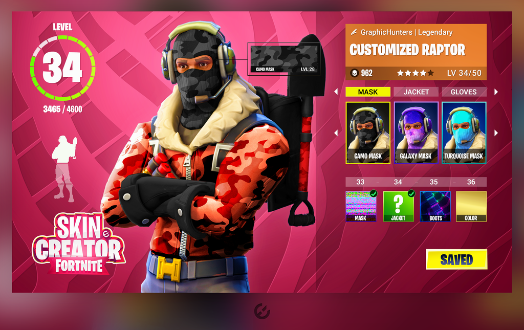 10 Fortnite Skin Concepts and Ideas