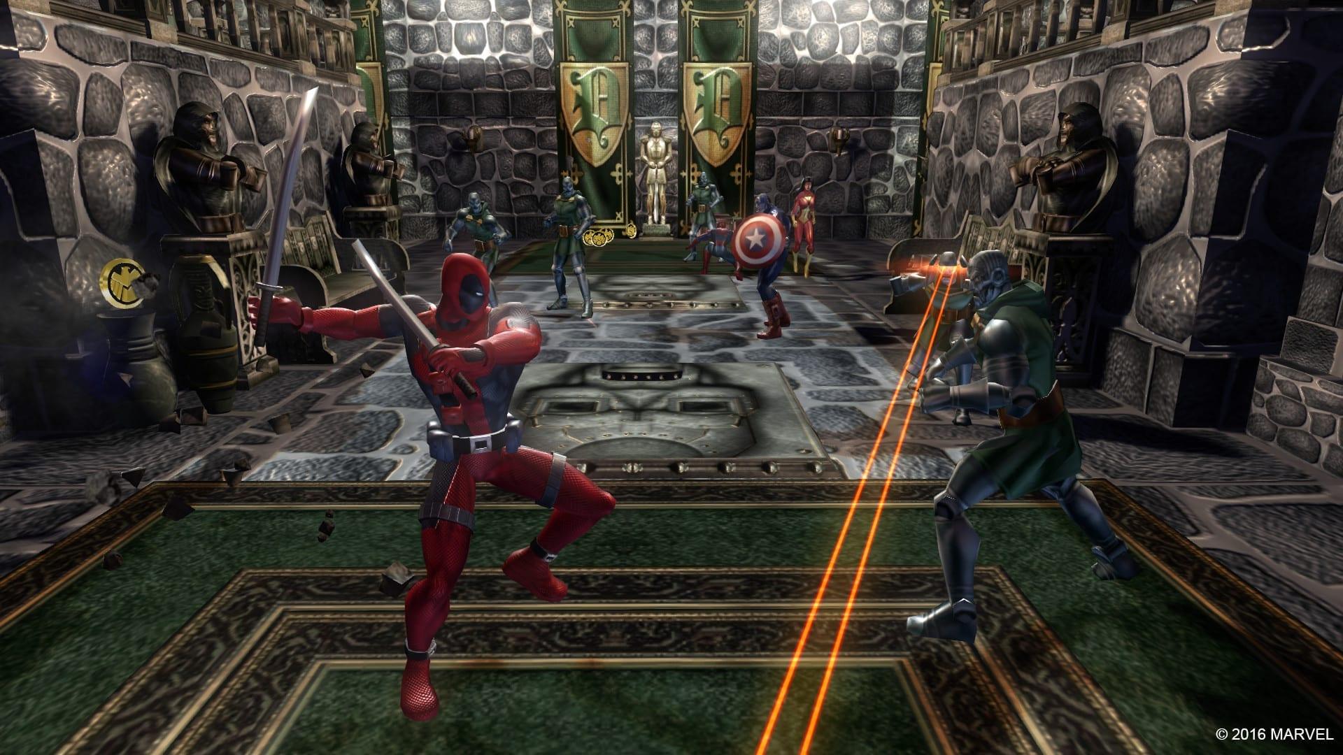 7 Superhero Games Every Marvel Fan Should Play   Gamebyte