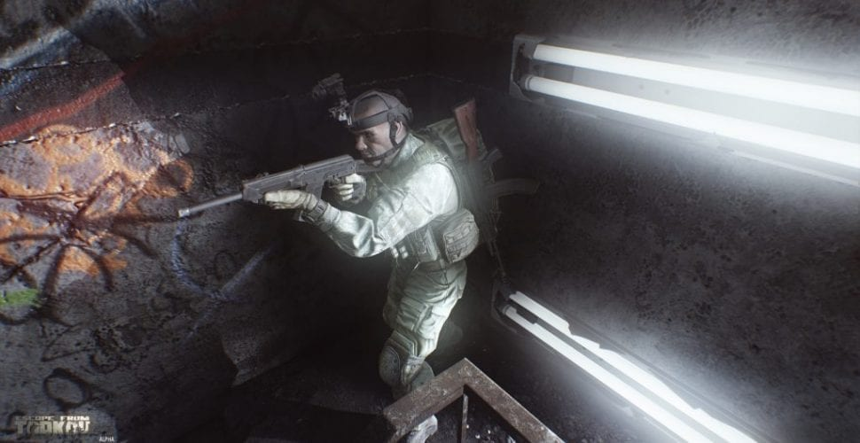 Escape From Tarkov, The World's Most Hardcore PVP Game Just