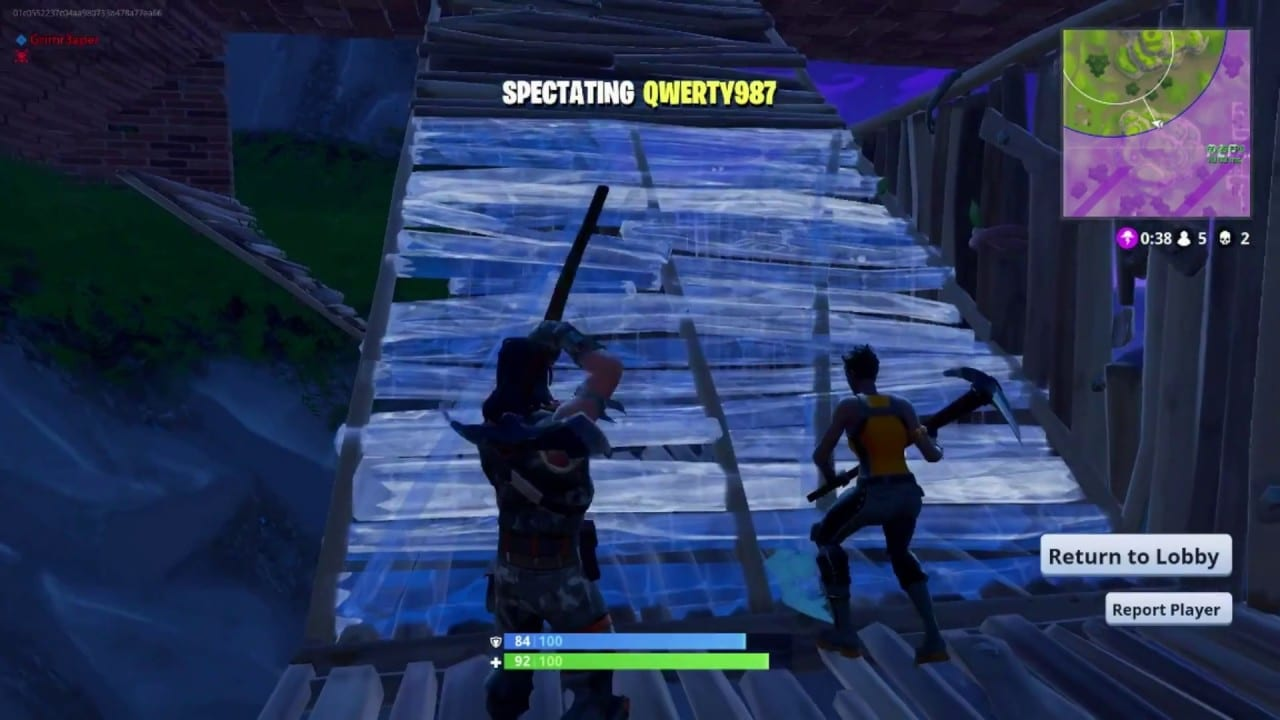 Team Up In Fortnite And You Might Just Get Banned