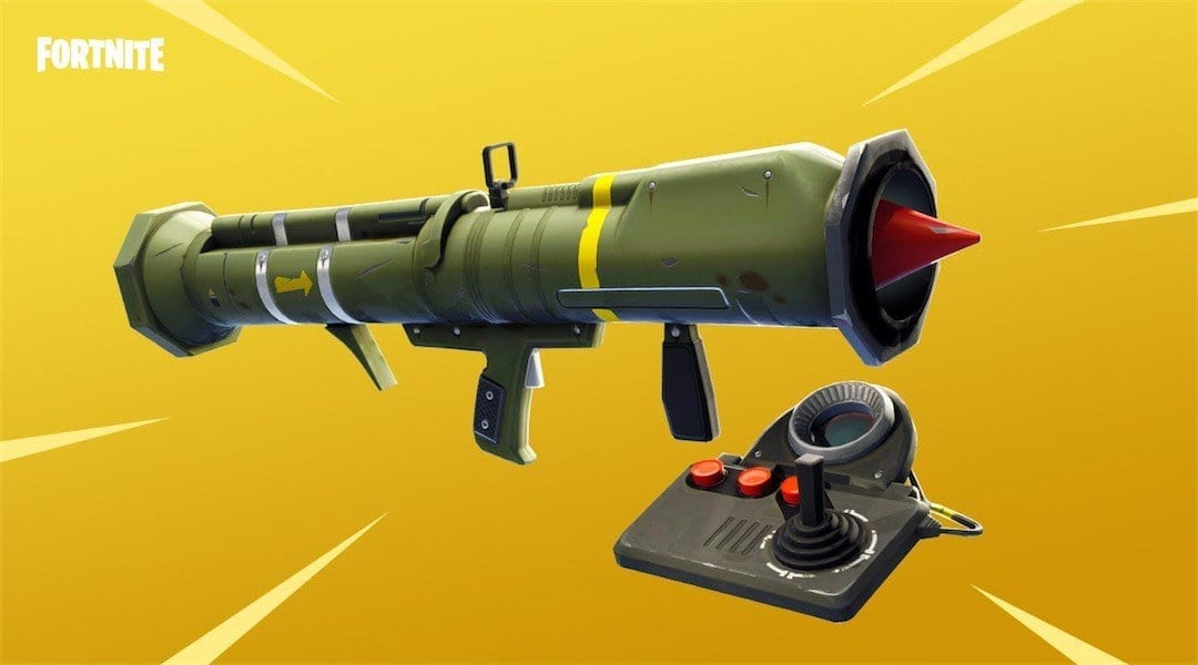 Fortnites New Update Brings 50 V 50 Back Again And A New Weapon