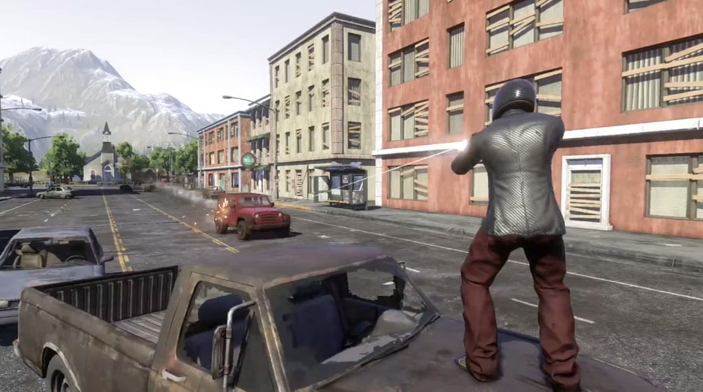 H1Z1 Comes Free To PS4 Next Month - After Success of Fortnite