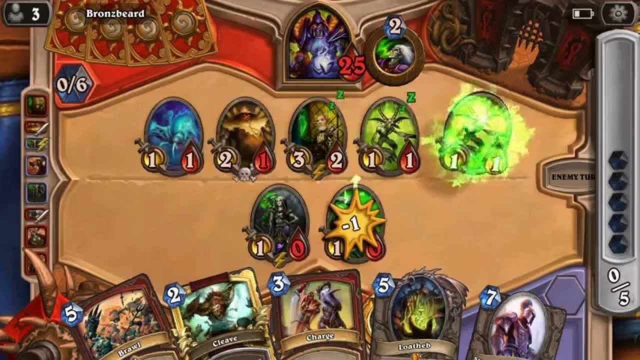 Hearthstone trading system