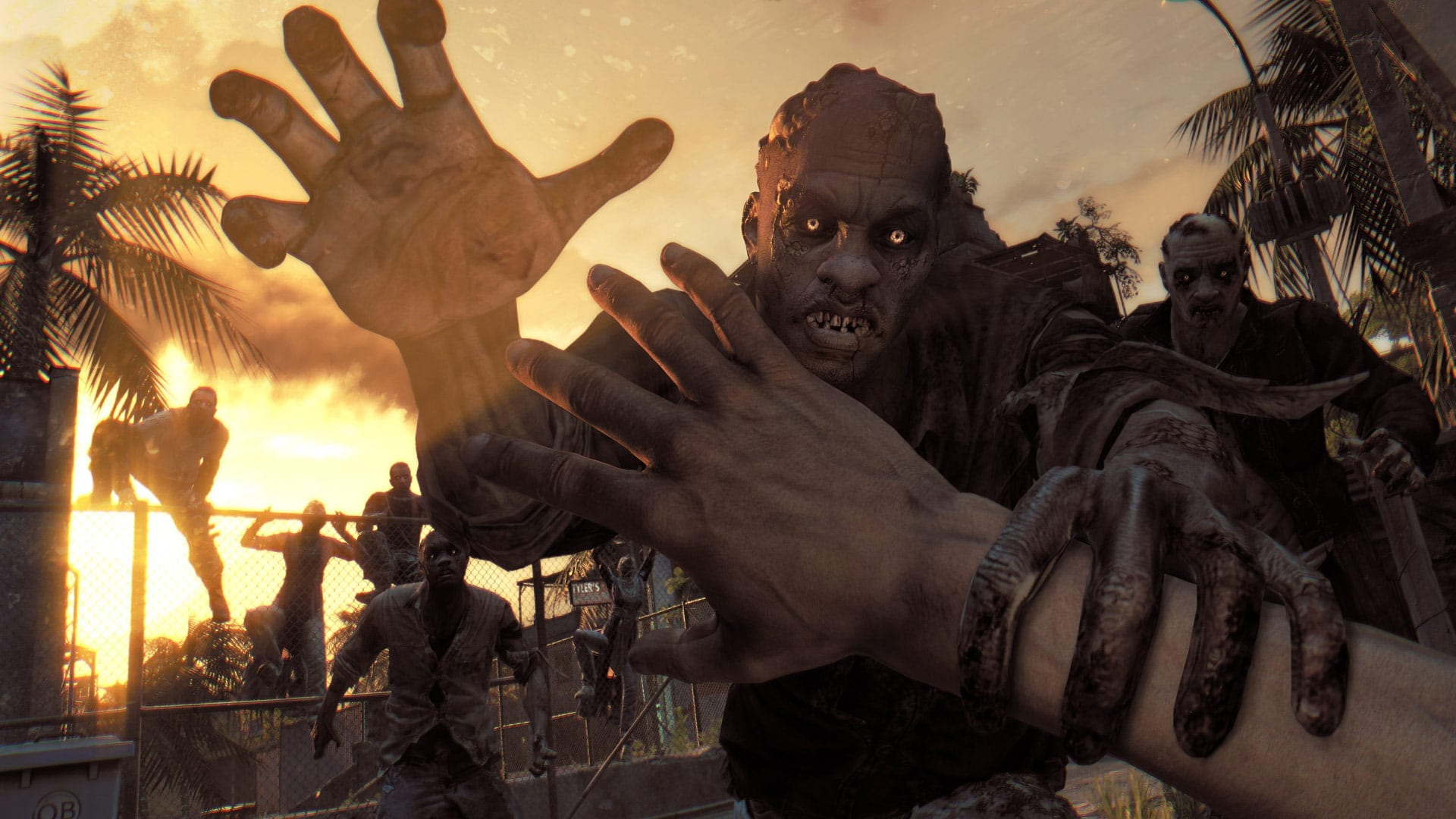 Zombie Co Op Dying Light 2 Is Back And The E3 Footage Incredible