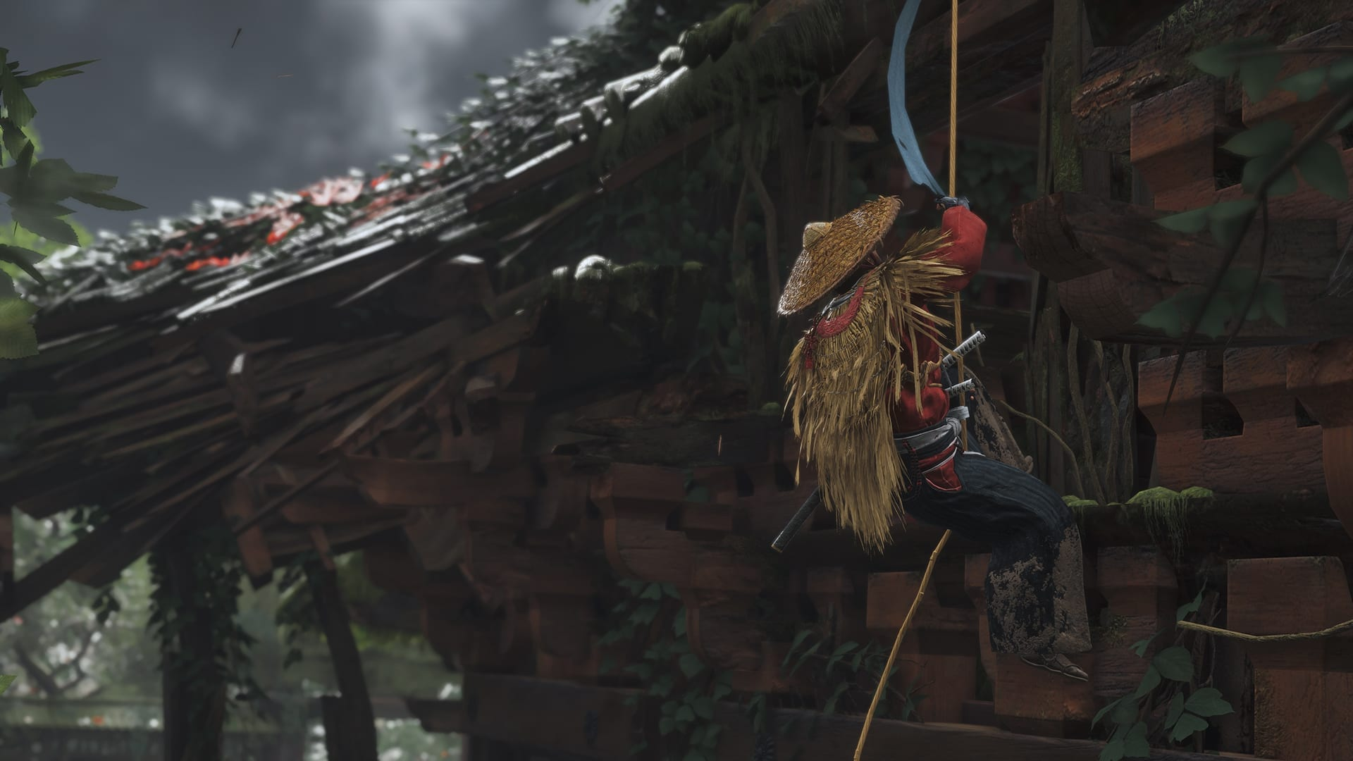 Sony at E3 Announced Ghosts Of Tsushima A Stealth Samurai