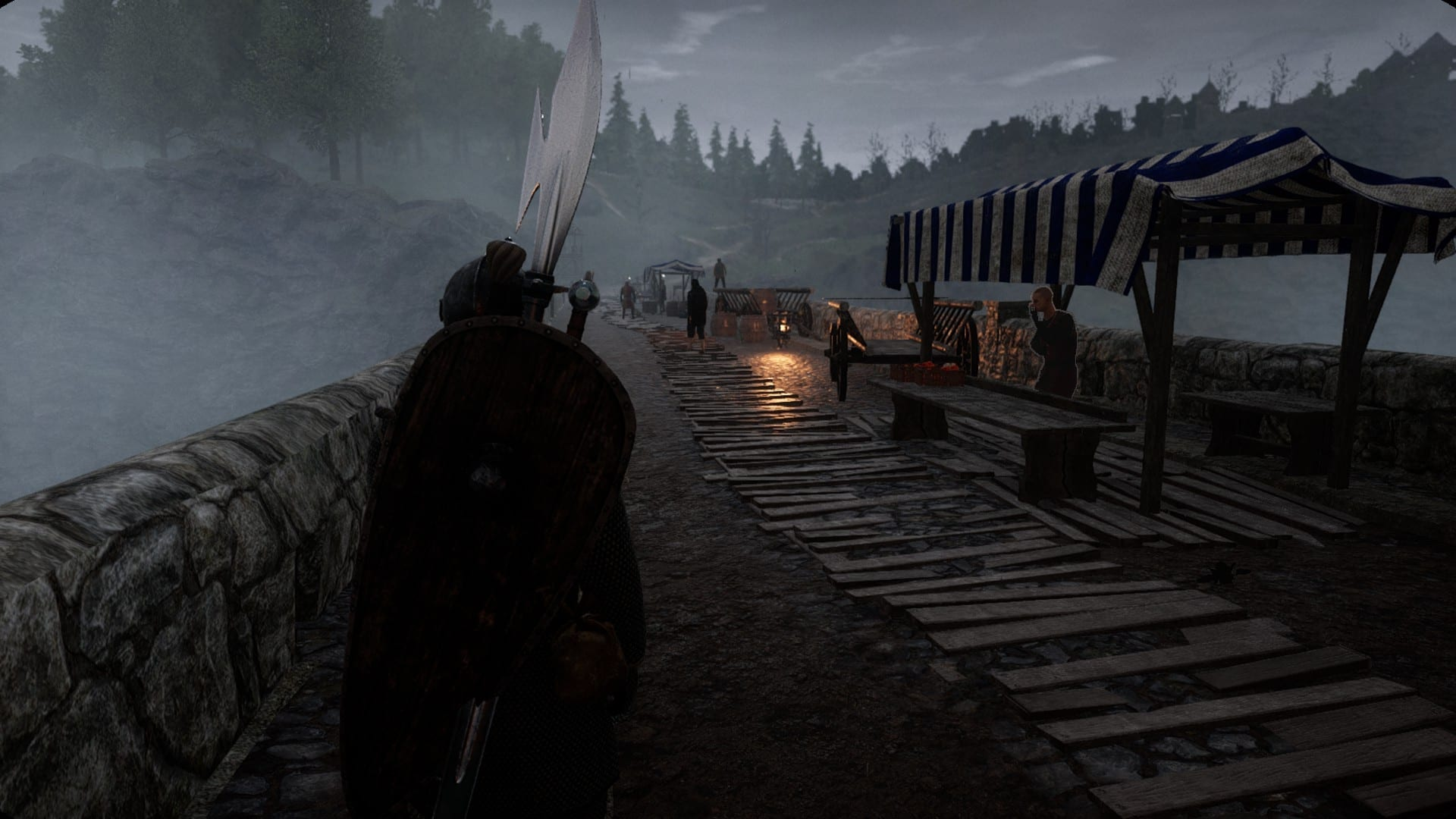 The Black Death is an Excellent Survival Game That Features Base