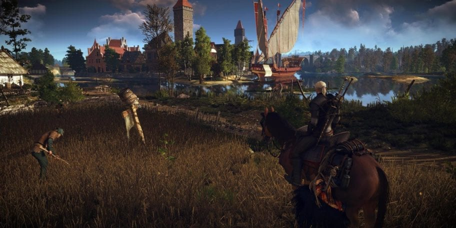 These Witcher 3 Enhanced Graphics Mods Are Breathtaking