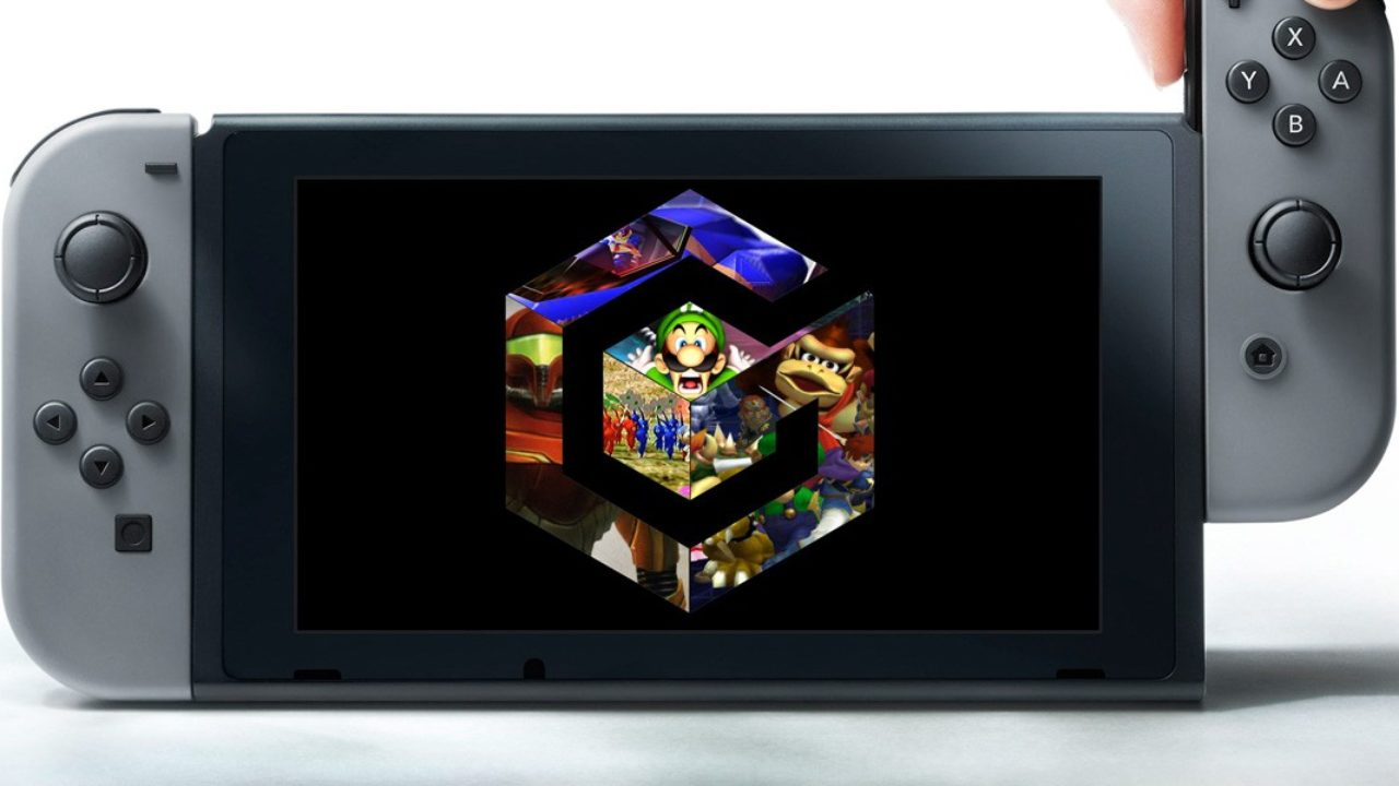 You Can Now Play GameCube Games on Your Switch