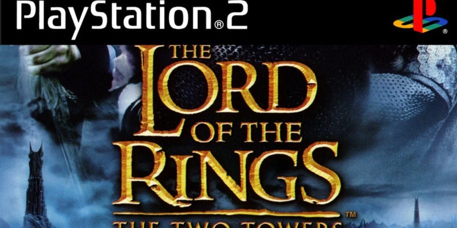 The Lord Of The Rings The Two Towers On Ps2 Is Selling For 7000 On