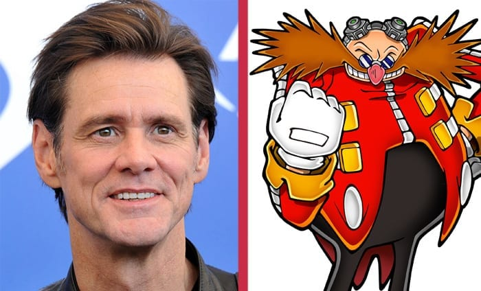 Jim Carrey Might Play Dr Robotnik In The Sonic Movie