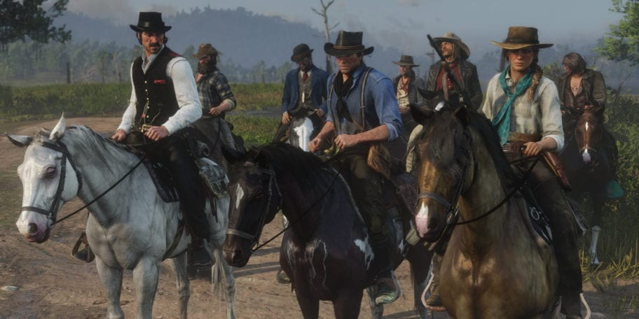 Fast Travel in Red Dead Redemption 2