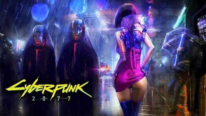 Cyberpunk 2077 mods