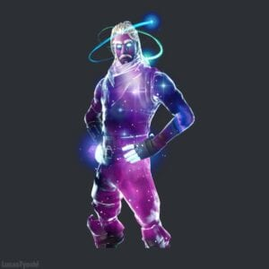 Fortnite S Leaked Galaxy Costume Could Be Incredibly Hard To Get
