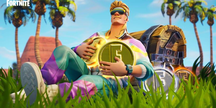 credit epic games - fortnite december 2018 revenue
