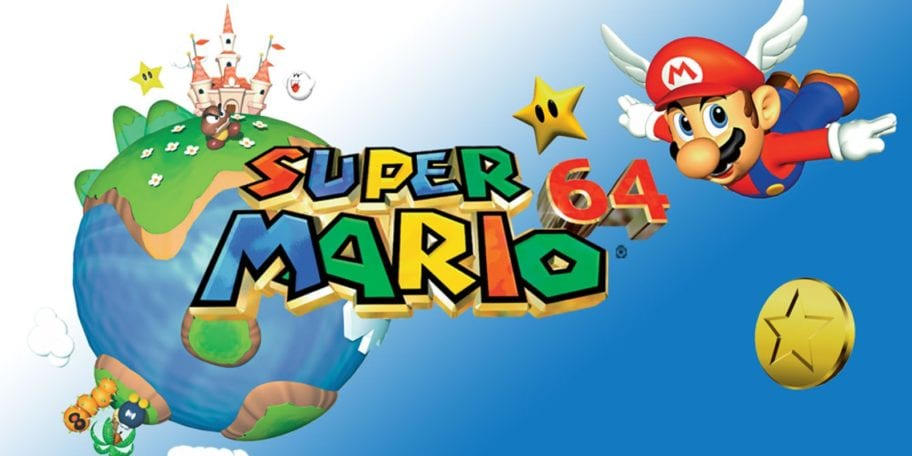 You Can Now Download A Super Mario 64 Unreal Engine 4 Demo | Gamebyte