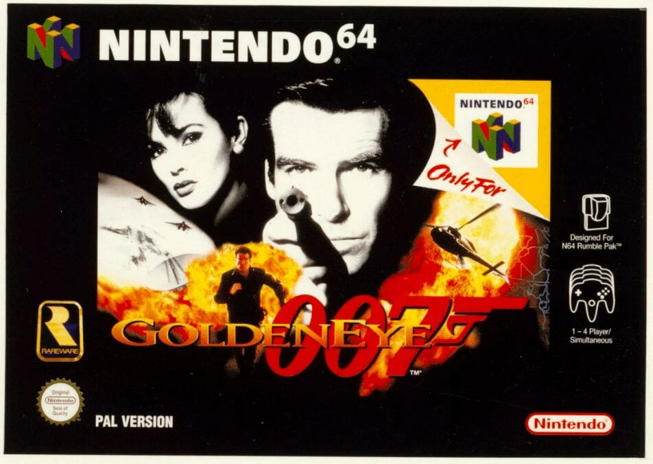 GoldenEye 007 Is So Great It's Getting A Documentary On Its Greatness