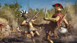 There S A Way To Play Assassin S Creed Odyssey On Your Internet Browser