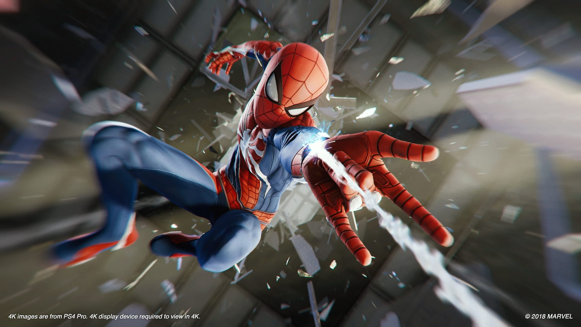 Marvel's Spider-Man Is Now Playable On Your PC