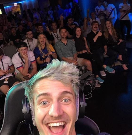 Ninja No Longer Has The Most Subscribers Of Any Fortnite Twitch Streamer Apparently