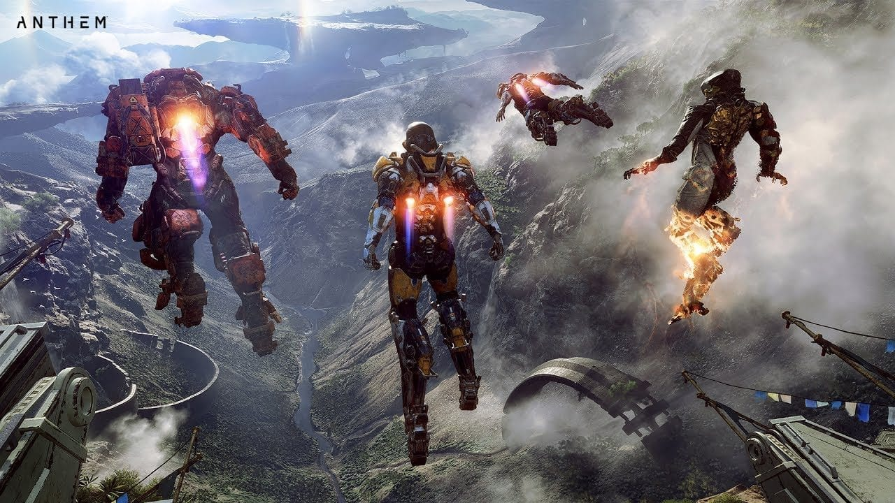 Survey Finds 52% Of Anthem Players Have Already Quit The Game For Good