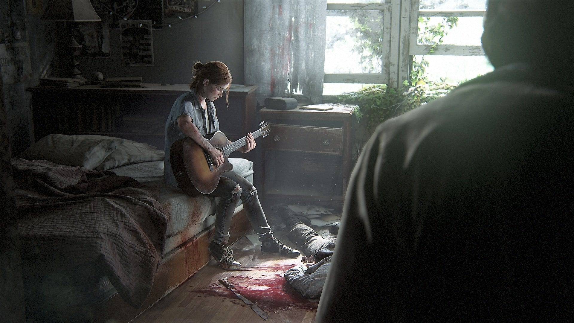 Last Of Us 2 Details The Last Of Us Part 2 Gameplay Reveal
