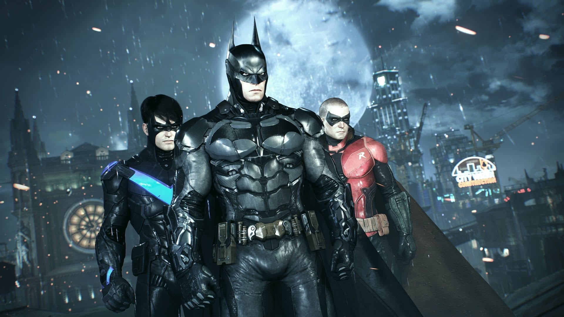 Plans For Justice League Game 'Accidentally Revealed' By Rocksteady Staff