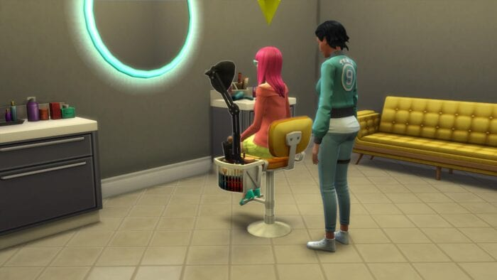 The Sims 4 Get Famous