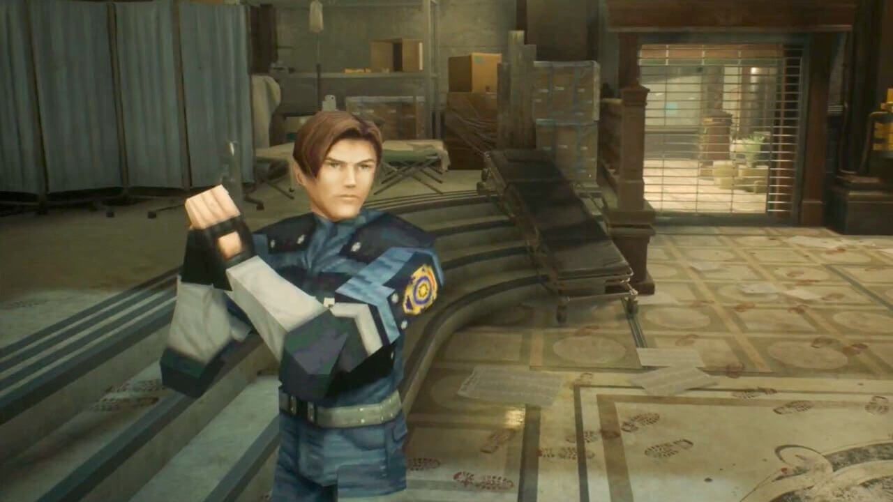 Resident Evil 2 Remake Will Include Free Post Launch Dlc Including Polygon Characters