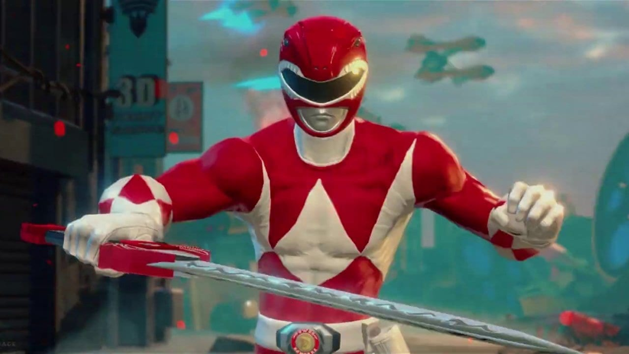 Gamers Have A LOT Of Opinions On The Newly-Revealed Power Rangers Game