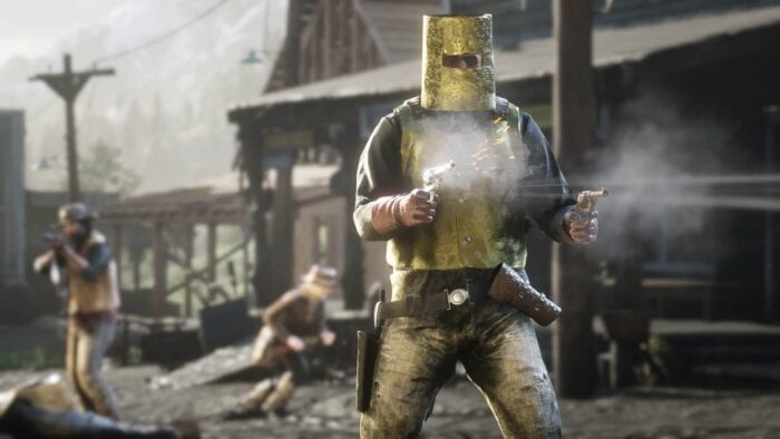 New Update To Red Dead Online Includes Fishing Tournaments, Events
