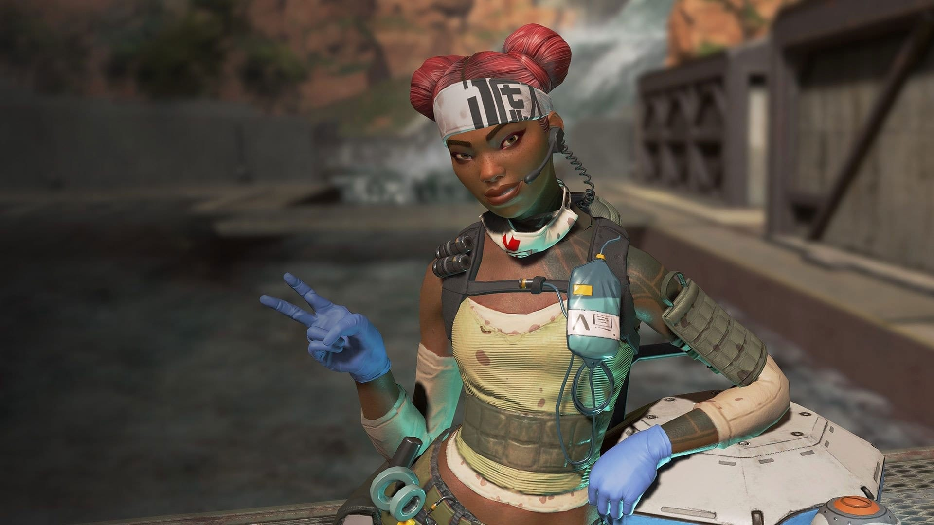 Apex Legends Cosplayer Banned For Using Blackface on Stream