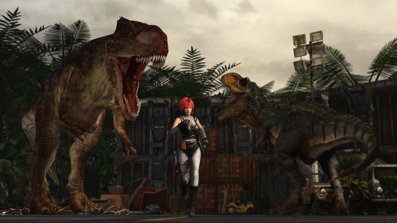 Gamer Has Recreated Dino Crisis In The Resident Evil 2 Remake