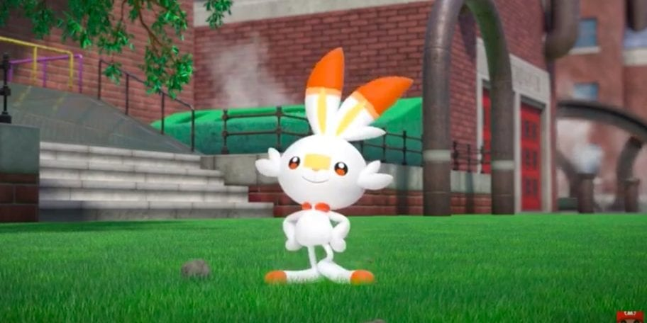 Pokemon Sword And Shield Have Had A Graphics Update