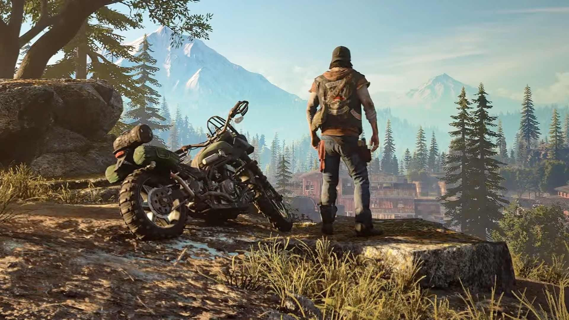 image from days gone game