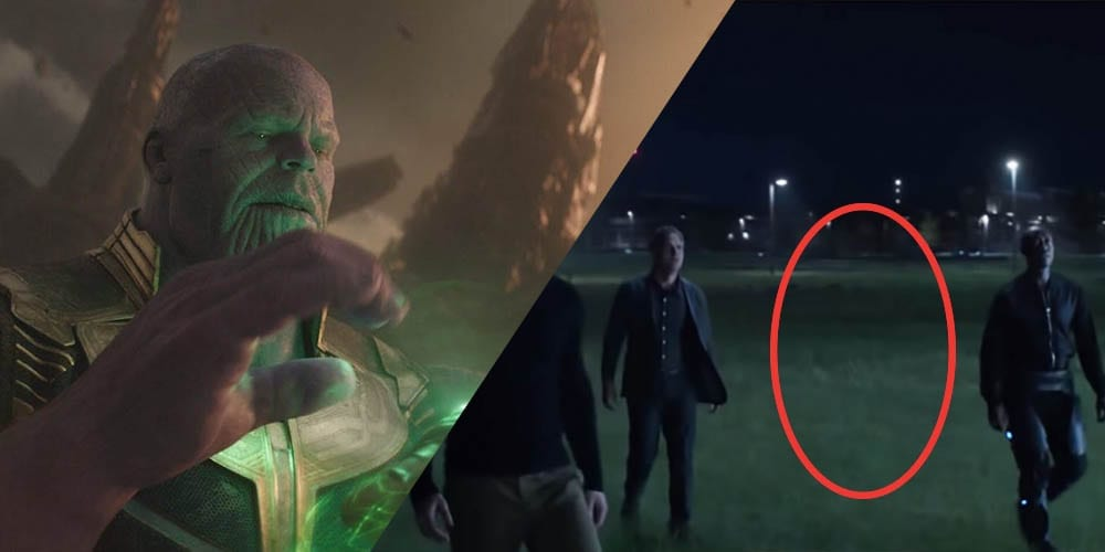 Avengers: Endgame Theory Reveals Who Disney Removed From The Trailers