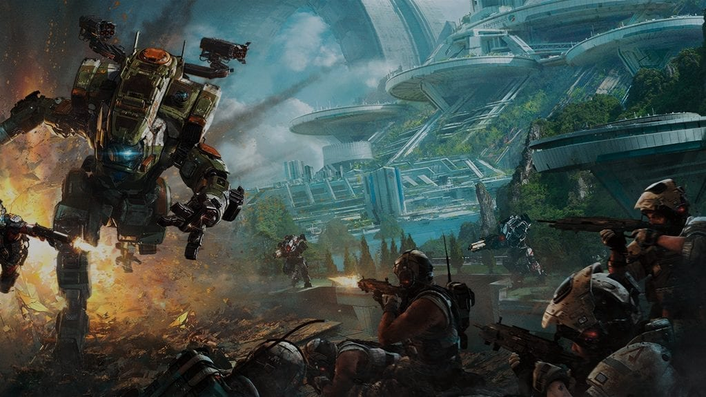 Respawn Entertainment Is Working On A Brand New IP