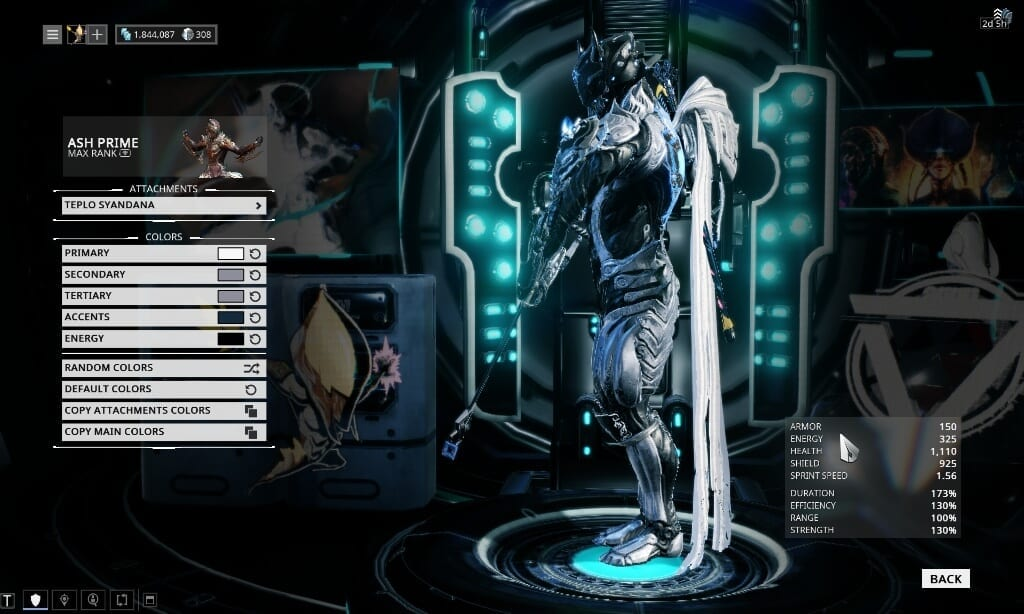 Artist Saved Himself From Poverty After Designing A Warframe Cosmetic Item
