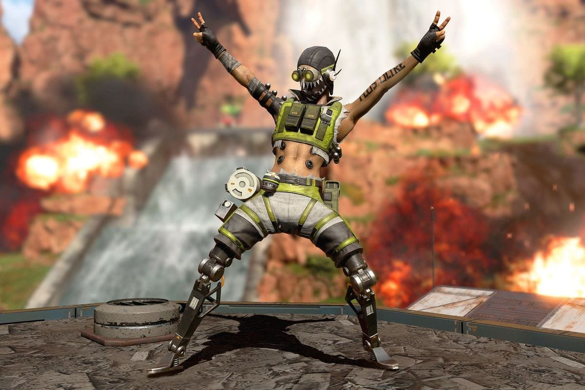 One Of Apex Legends' Top Players Wanted Octane Nerfed Before He Even Came Out