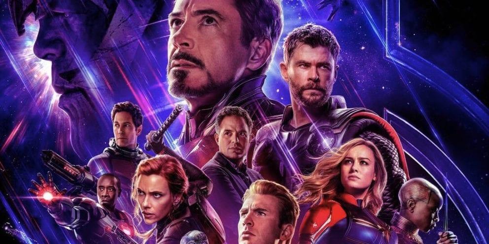 Avengers in Overwatch