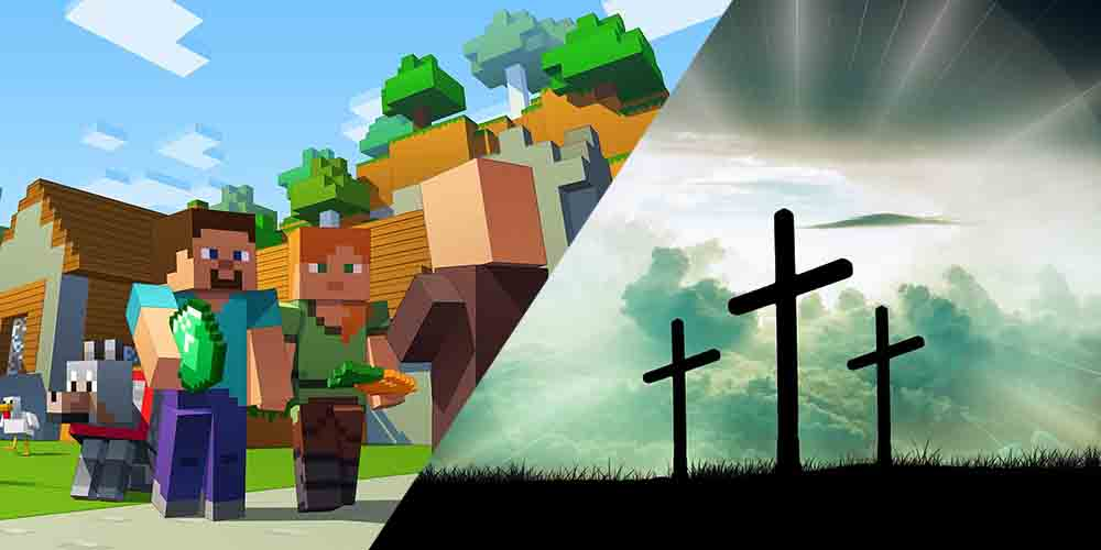 Churches Buy Minecraft-Themed Bibles To Get Schoolkids Excited About Jesus