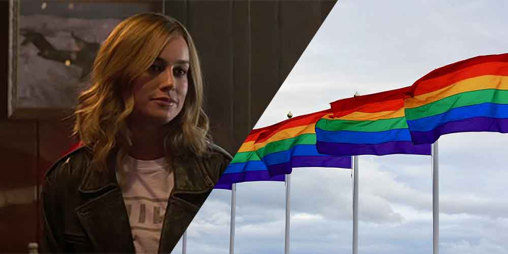 Brie Larson Wants Lesbian Romance For Captain Marvel And Another MCU Character