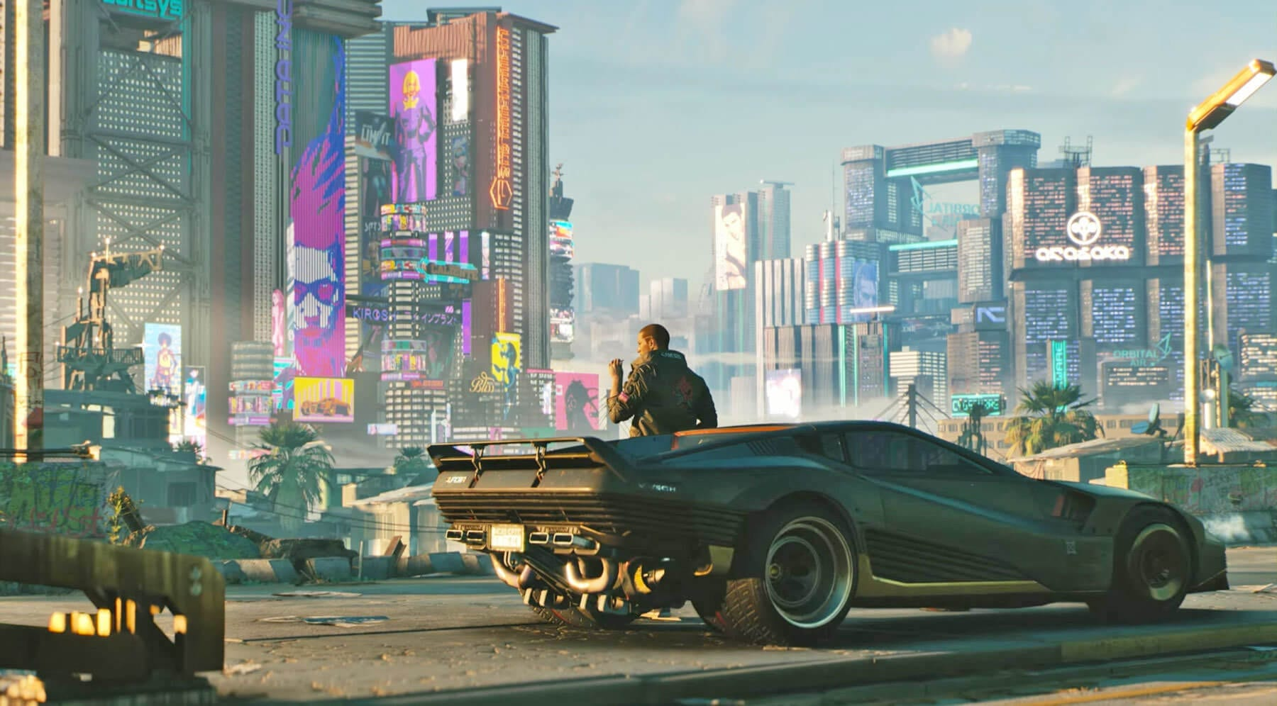 Cyberpunk 2077 Will Have Fan-Requested Feature That RDR2 Really Needed