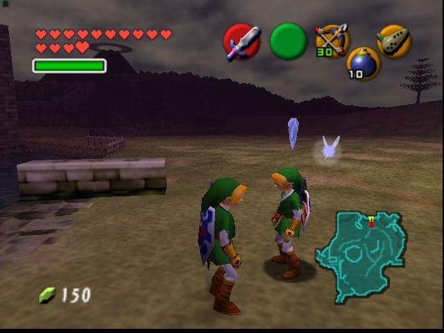You Can Now Play Zelda Ocarina Of Time In Co-Op