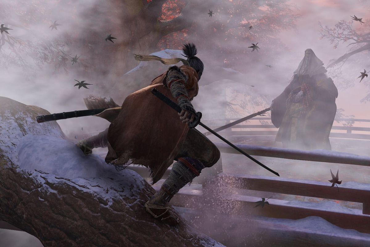 New Update For Sekiro: Shadows Die Twice Is A Game Changer