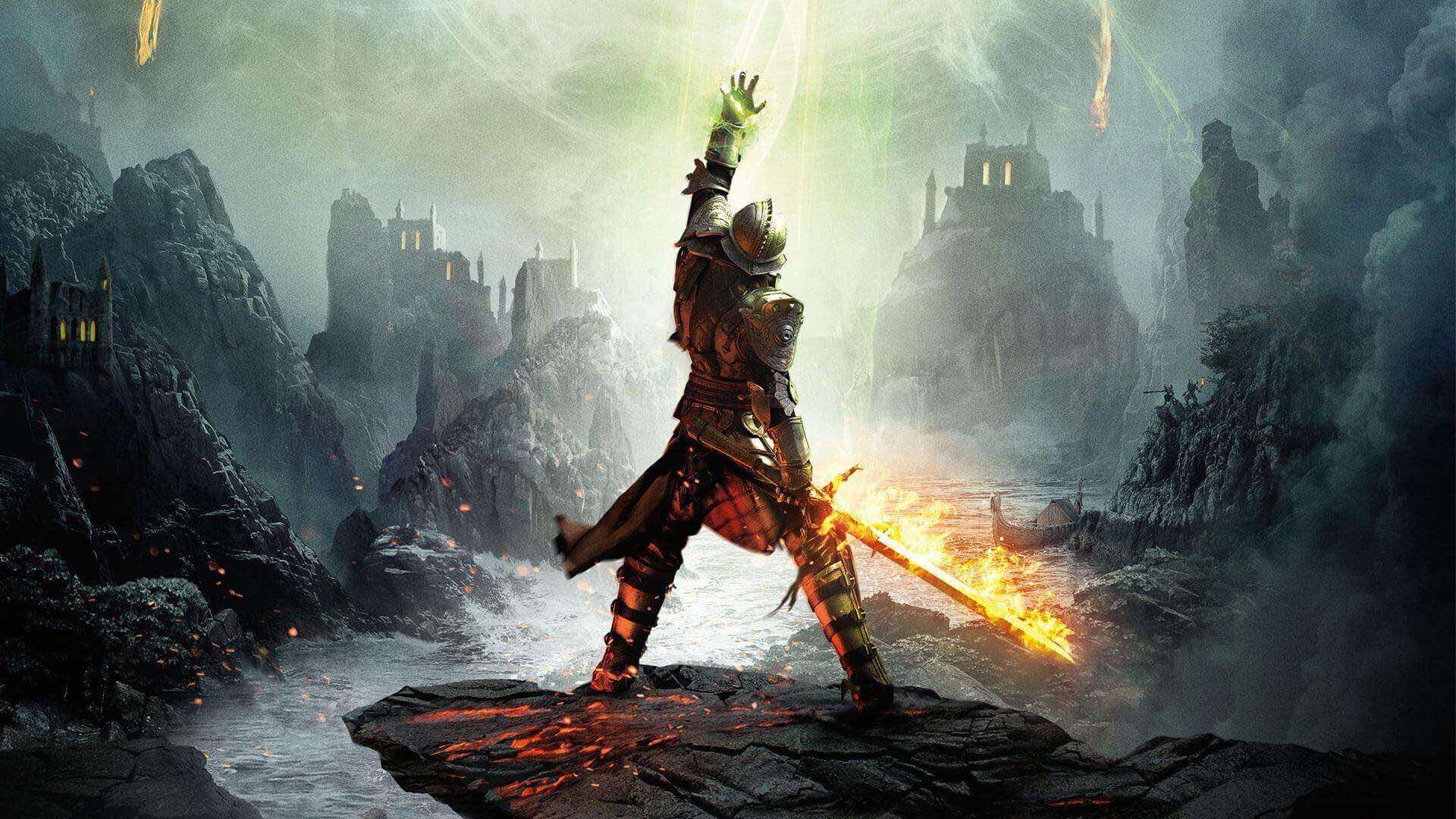 BioWare's Dragon Age 4 Will Be At The Game Awards 2020